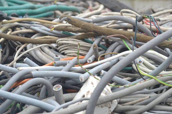 Koper kabel